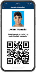 Scan your ID QR image 2