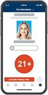 Mobile ID Privacy view image 3