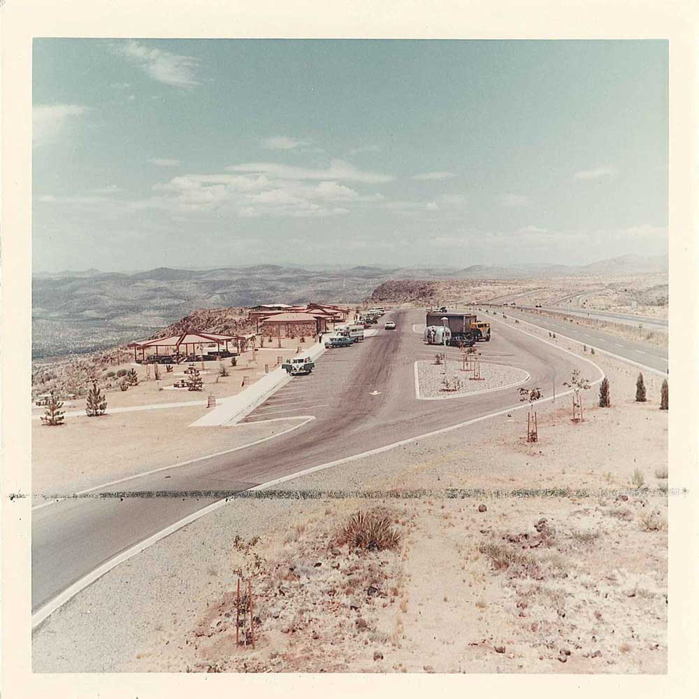 Sunset Point in 1971