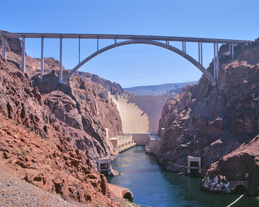 Hoover Dam bypass bridge receives honor | ADOT