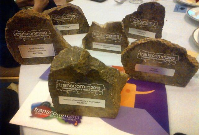 TransComm Skill Awards