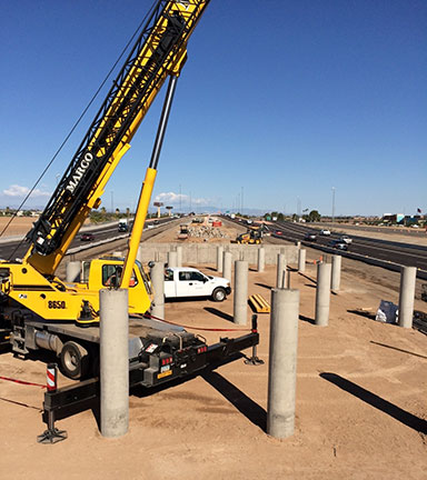 ADOT working on loop 101