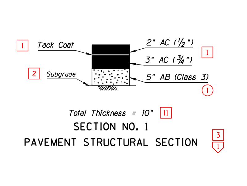 Pavement Structural Section