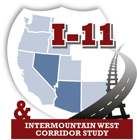 I-11 & Intermountain West Corridor Study Graphic
