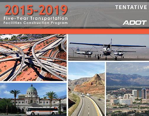 Five-Year Transportation Facilities Construction Program