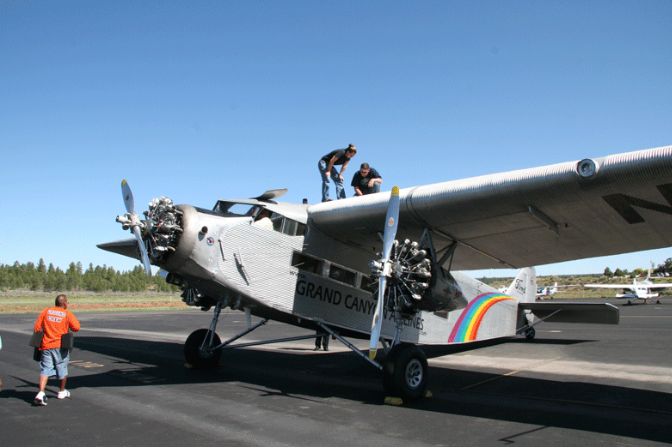 ADOT's Aeronautics Group has been serving airports since 1963