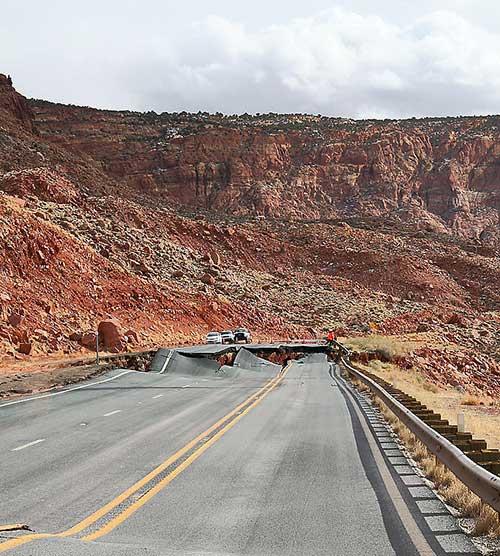 US-89 Landslide