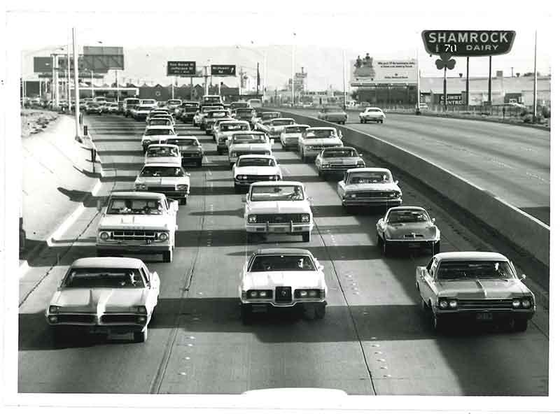 I-17 in 1973