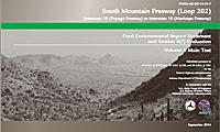 South Mountain Freeway Impact Statement