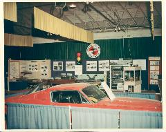 ADOT's display at the 1968 State Fair