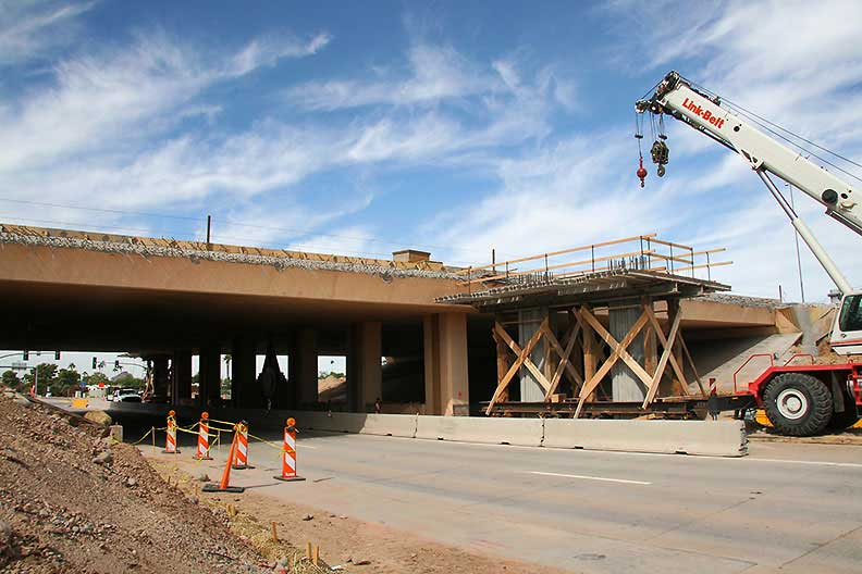 Construction on Loop 101