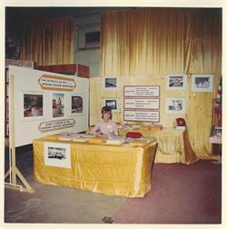 Career display from 1970 State Fair