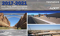 Tentative 2017-2021 Five-Year transportation Facilities Construction Program
