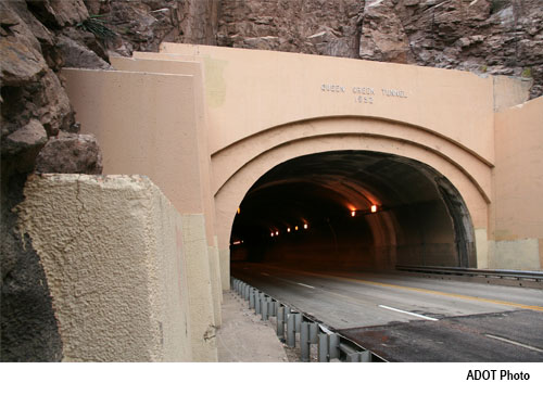Queen Creek Tunnel