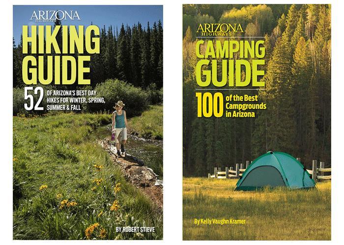 Arizona Hiking and Camping Guides