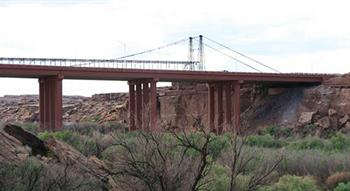 Bridge over Little Colorado River
