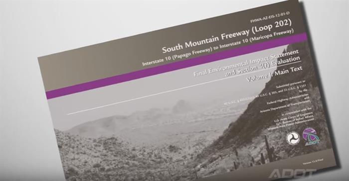 South Mountain Freeway (Loop 202) Final Environmental Impact Statement