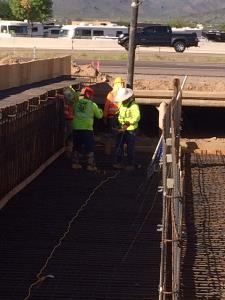 Ina and I-10 Construction