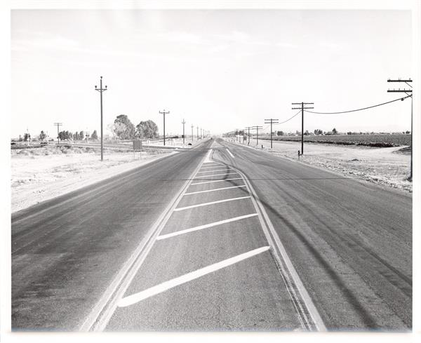 Bell Rd and Grand Ave Jan 1967