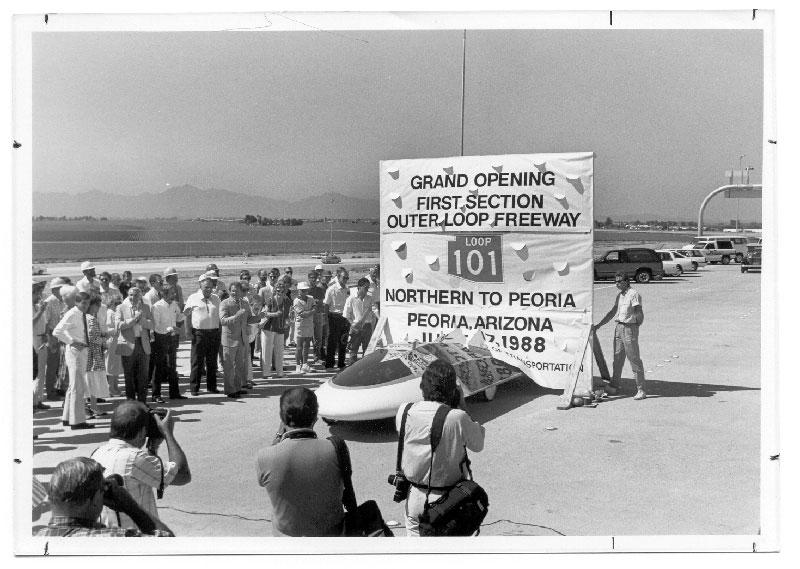 Loop 101 Opening in 1988