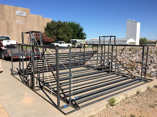 ASU Cattle Guard