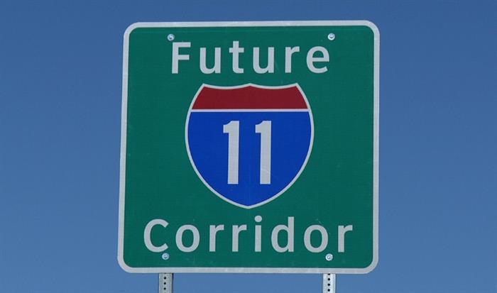 Future I-11 sign
