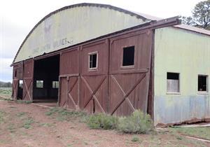 Red Butte Hangar
