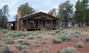 Red Butte Cabin