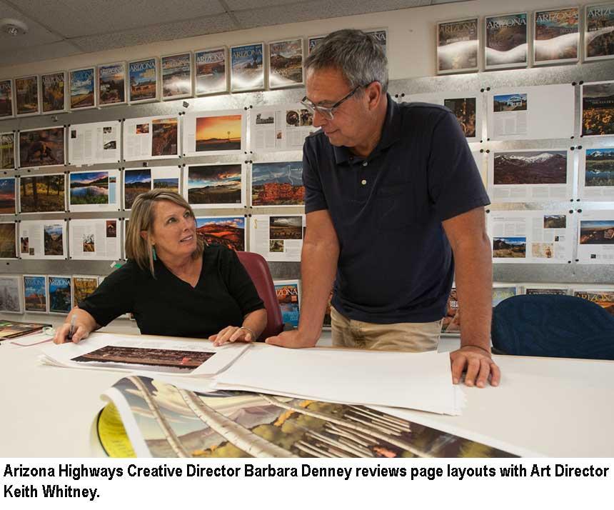Barbara Denney & Keith Whitney