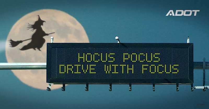 Hocus Pocus - Drive with Focus