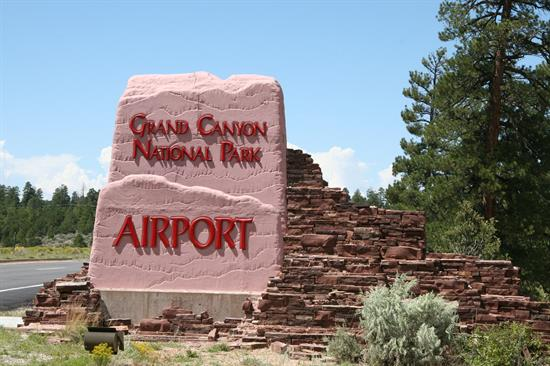 Grand Canyon National Park Airport