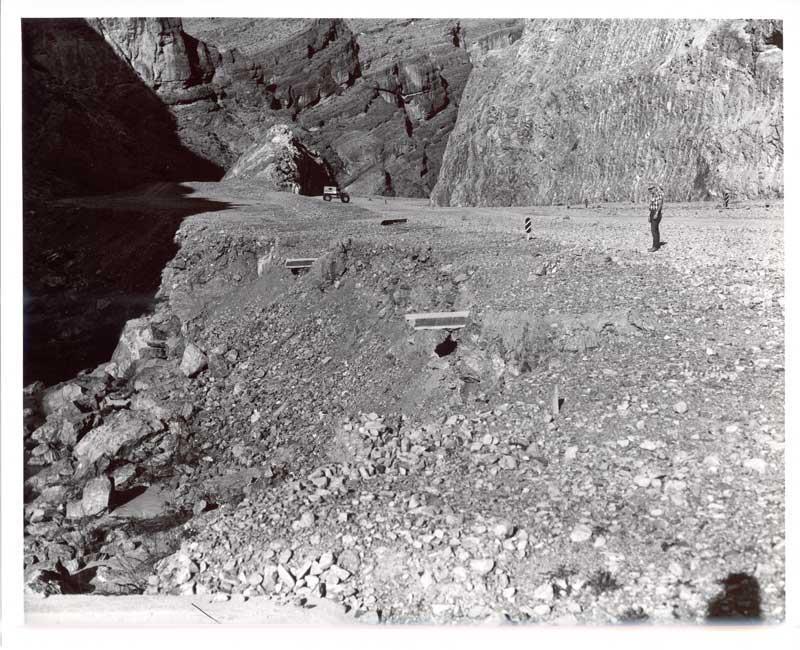 I-15 Construction mid-60s
