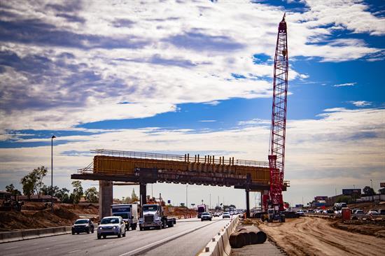 SMF interchange construction