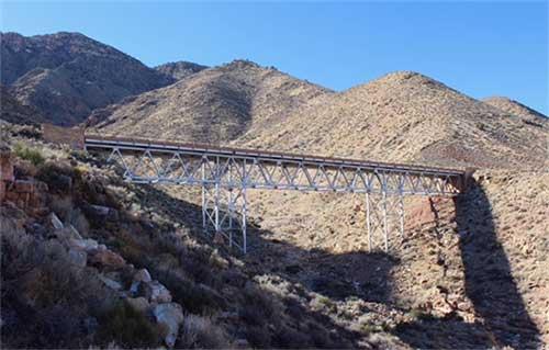 Cameron Road Bridge