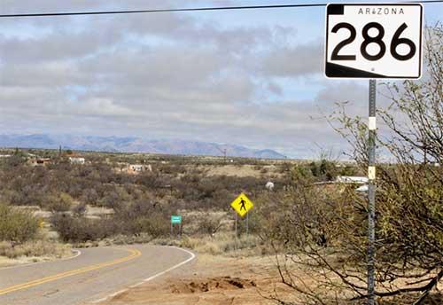 SR 286 Sign