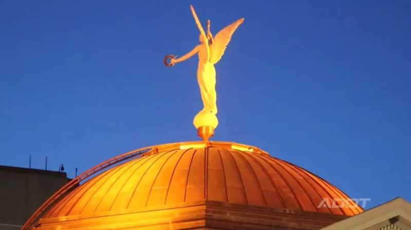 Arizona State Capitol Dome