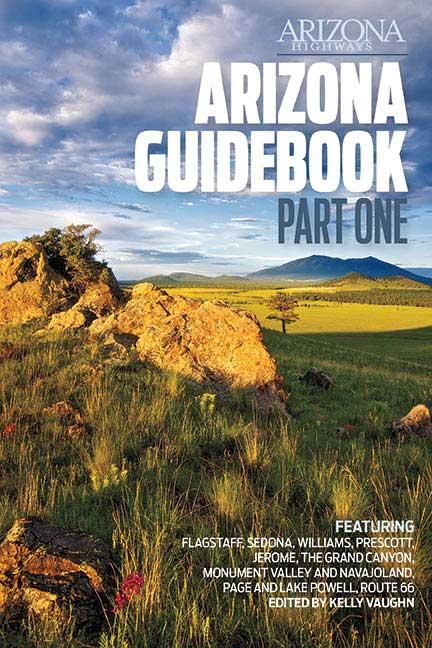 Arizona Highways Guidebook 2018 cover