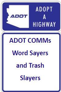 Word Sayers and Trash Slayers