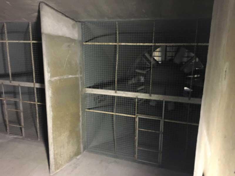 Deck Park Tunnel Fan