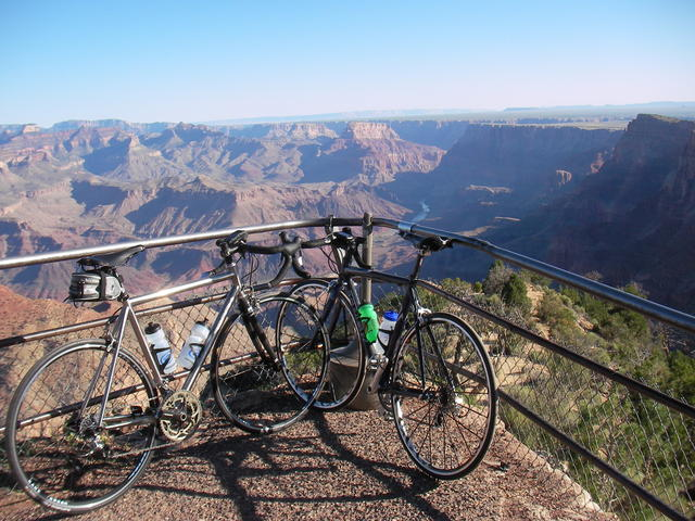 Bicycles Grand Canyon