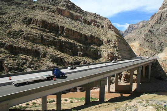 I-15 Virgin River Bridge