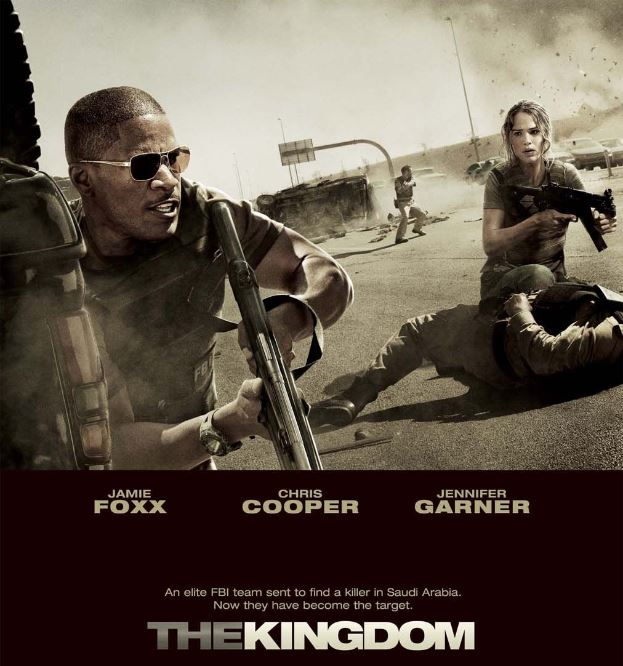 Movie poster for The Kingdom