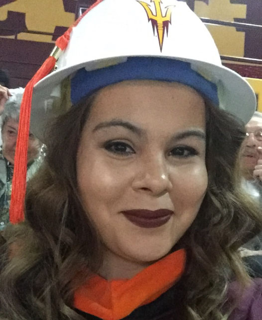 Engineer-in-Training Program participant Joselyn Valero