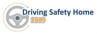 Driving Safety Home 2019 Logo
