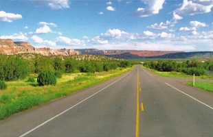 Diné Tah (Among the People) Scenic Road
