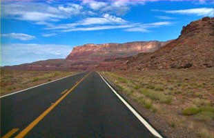 Fredonia-Vermillion Cliffs Scenic Road