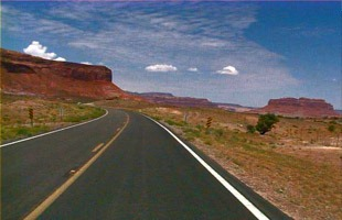 Kayenta-Monument Valley Scenic Road