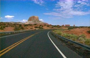 Naat'tsis'aan-Navajo Mountain Scenic Road