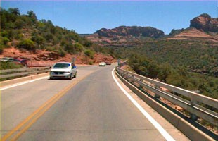 Sedona-Oak Creek Canyon Scenic Road