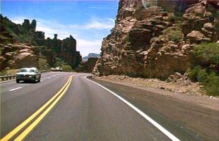 Gila-Pinal Scenic Road